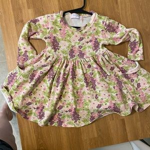 SweetHoney dress with pockets